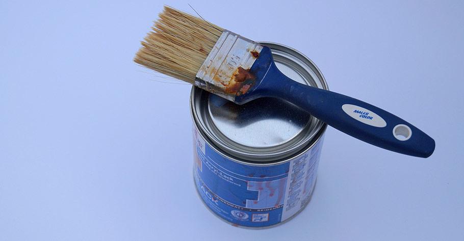 Anlita en målare i Skåne eller måla själv?